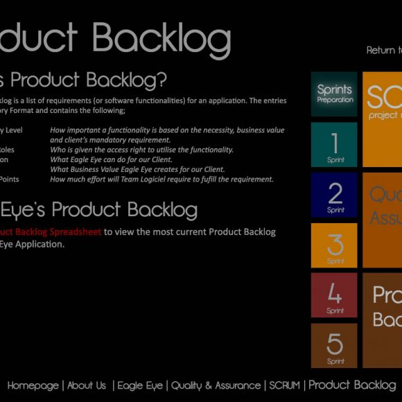 Creating and Maintaining Product Backlogs