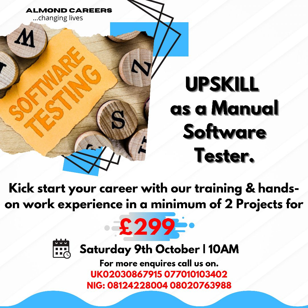 Manual Software Testing Session